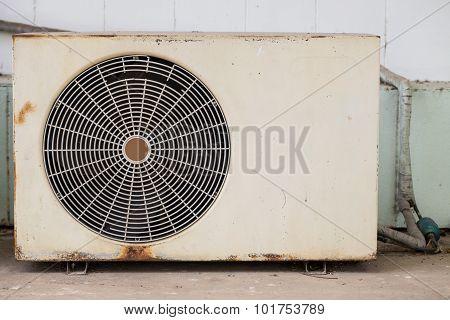 Old Air Compressor