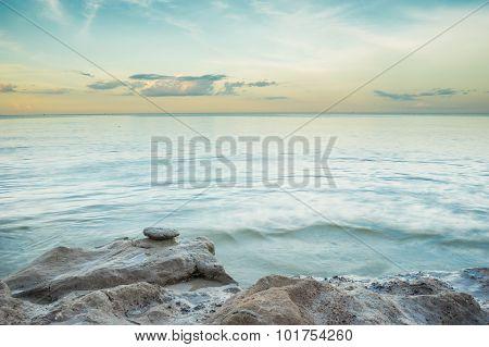 Hua Hin Beach Beautiful Moment 1