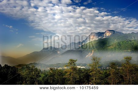 Emei Mountains