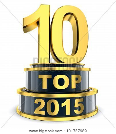 Top 10 Of The Year