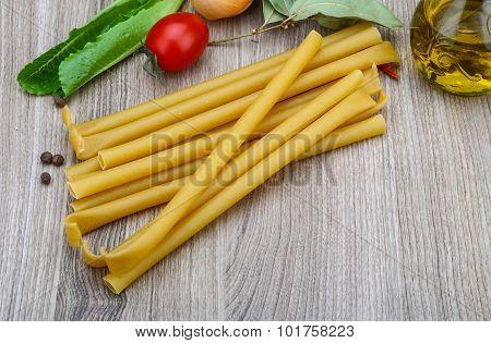 Bucatini Pasta