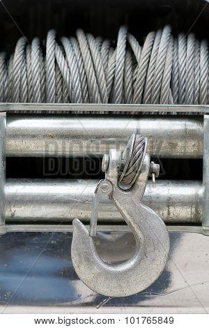 Steel Winch
