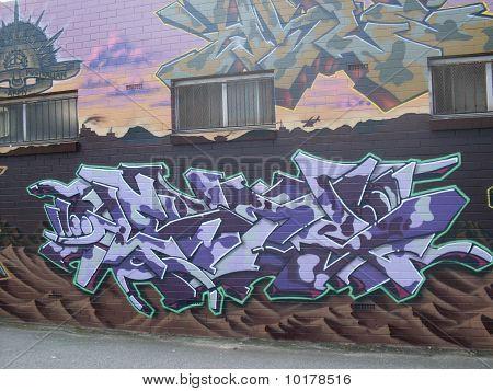 Graffiti. Australia.