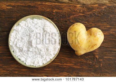 Potato And Potato Flour