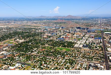 Tempe, Arizona Skyline