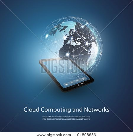 Global Networks | Design Concept for Your Business