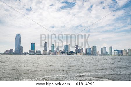 View on Jersey City