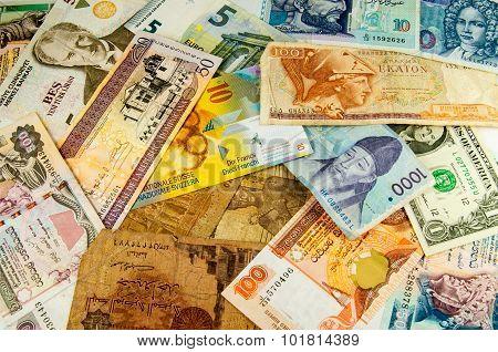 Internarional Banknotes