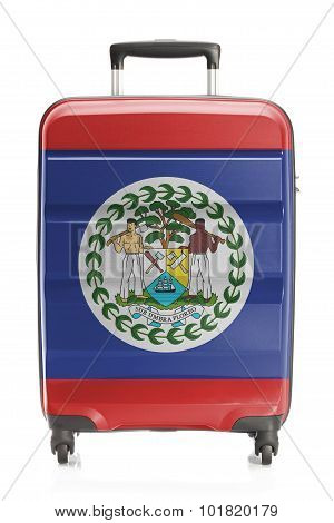Suitcase With National Flag Series - Belize