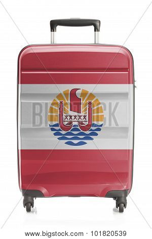 Suitcase With National Flag Series - French Polynesia