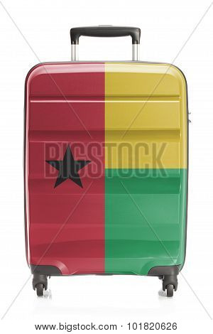 Suitcase With National Flag Series - Guinea-bissau
