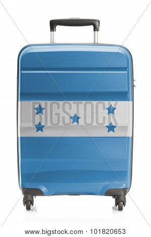 Suitcase With National Flag Series - Honduras