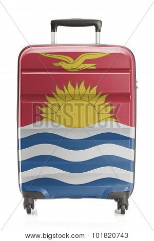 Suitcase With National Flag Series - Kiribati