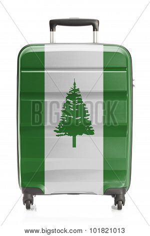 Suitcase With National Flag Series - Norfolk Island