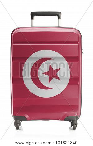 Suitcase With National Flag Series - Tunisia