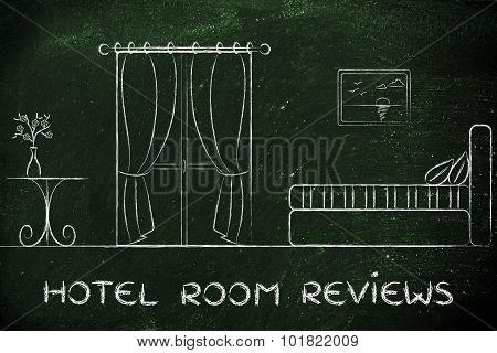 Hotel Reviews, Design Of Room Interior
