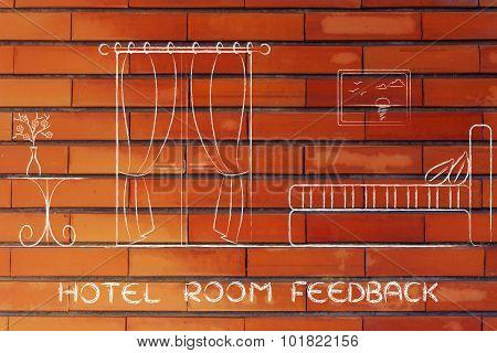 Hotel Feedback, Design Of Room Interior