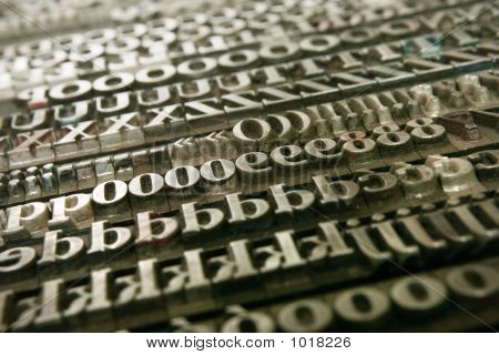 Movable Type - fundo