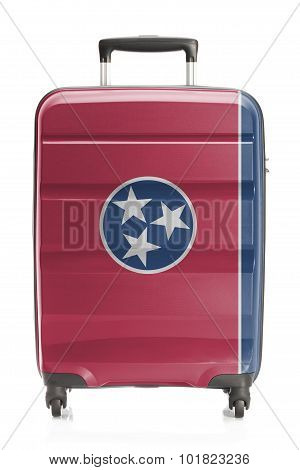 Suitcase With Us State Flag Series - Tennessee