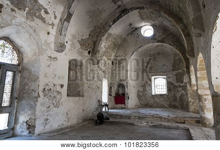 Abandoned Orthodox Church Of Saint Panteleimon