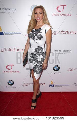 LOS ANGELES - SEP 15:  Jennifer Lyons at the