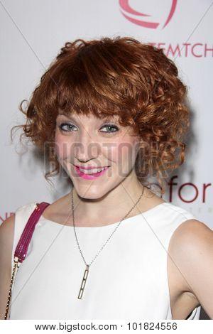 LOS ANGELES - SEP 15:  Megan Duffy at the