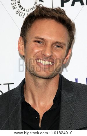 LOS ANGELES - SEP 12:  Ryan McGarry at the PaleyFest 2015 Fall TV Preview - CBS Code Black at the Paley Center For Media on September 12, 2015 in Beverly Hills, CA