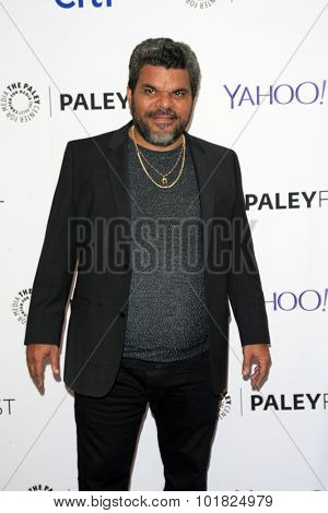 LOS ANGELES - SEP 12:  Luis Guzman at the PaleyFest 2015 Fall TV Preview - CBS Code Black at the Paley Center For Media on September 12, 2015 in Beverly Hills, CA