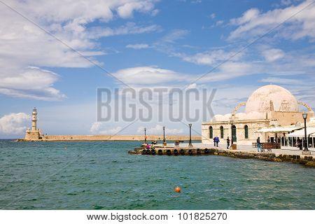 Harbor Chania, Crete