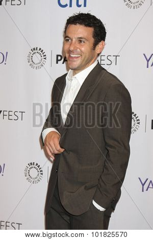LOS ANGELES - SEP 15:  Fred Savage at the PaleyFest 2015 Fall TV Preview - FOX at the Paley Center For Media on September 15, 2015 in Beverly Hills, CA