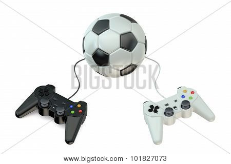 Football Video Game Concept