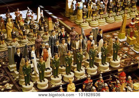 Unusual Chess