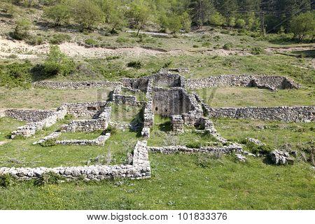 Old Ruins, Montenegro