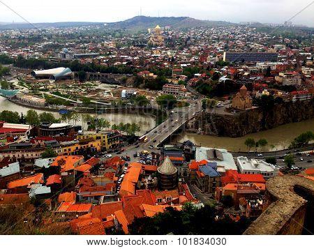 Tbilisi, Georgia, City view