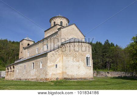 Monastery Sopocani