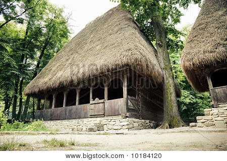 Old Peasant House