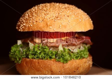 Big Fresh Burger