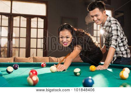 Young Vietnamese Couple