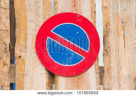 Road Sign, Prohibitory Sign - No Parking