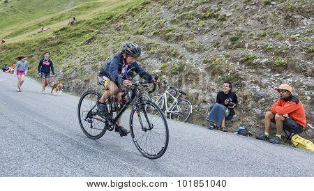Kid Cyclist