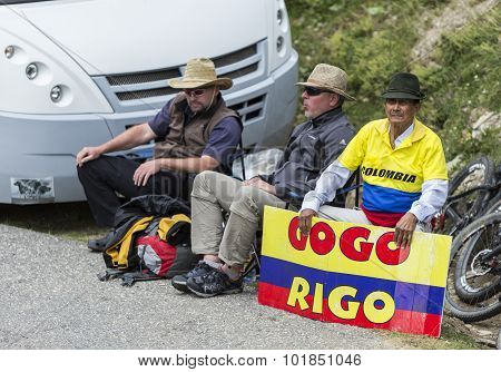 Old Colombian Supporter