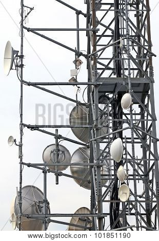 Telecommunications Antennas And Repeaters