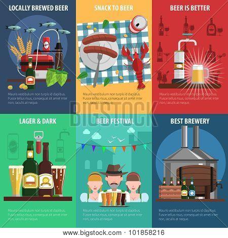 Beer Poster Set