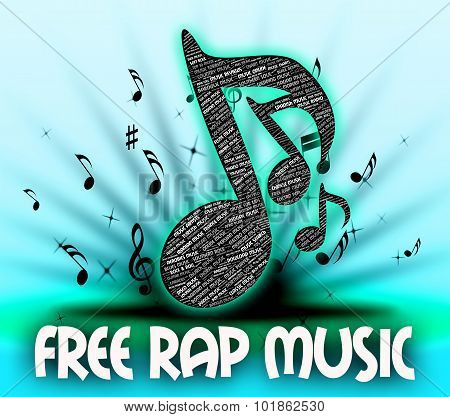 Free Rap Music Shows No Cost And Acoustic