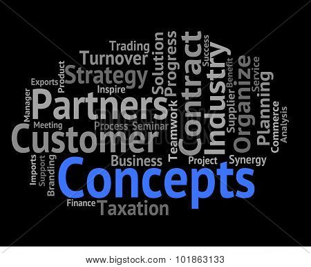 Concepts Word Means Theory Think And Hypothesis