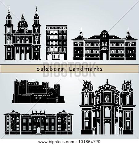 Salzburg Landmarks