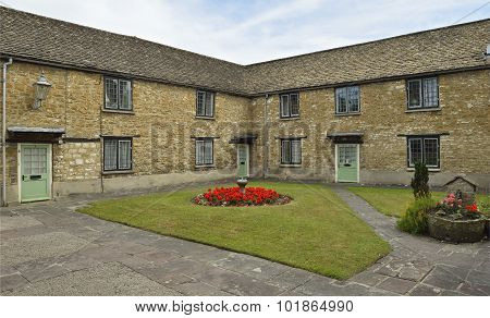 Perry & Dawes Almshouses