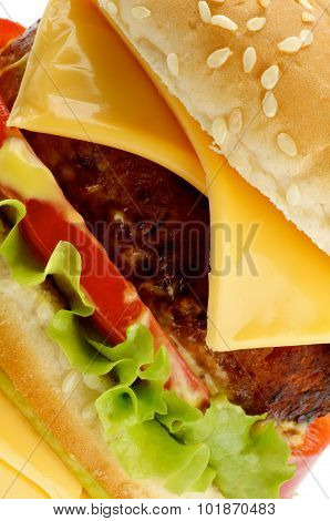 Tasty Cheeseburger