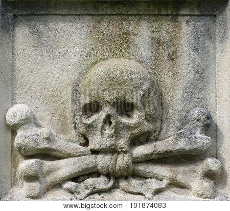 skull and crossbones crossed
