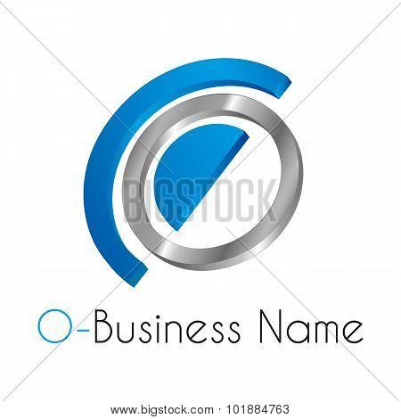 Letter Logo O